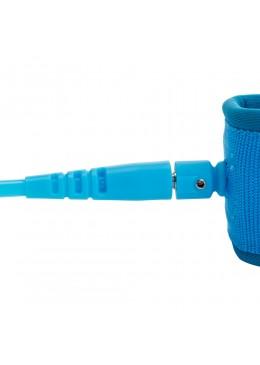 leash surf 6' bleu