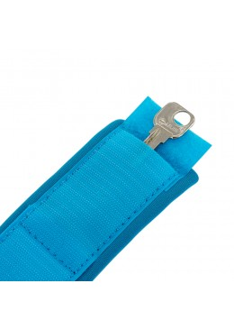 Surf leash 6' blue