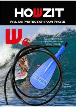 Rail de protection pour pagaie / Paddle Guard