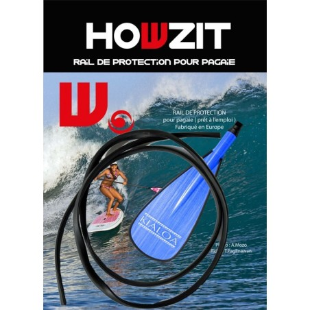 Rail de protection pour pagaie / SUP Paddle Guard