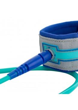 leash de paddle 8' navy