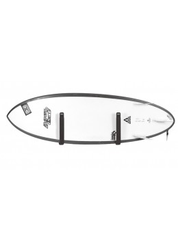Wall rack holders for Longboard & Paddle
