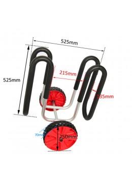 mesure de chariot de transport pour Stand Up Paddle