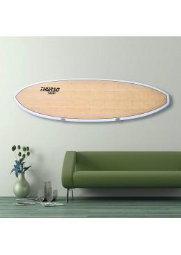 Support mural pour planche de Surf ou Longboard