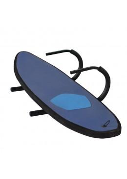 Support de stockage fixation plafond pour planche de surf