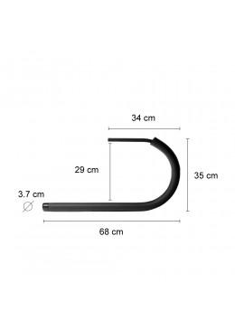 mesure Support de stockage fixation plafond pour planche de surf
