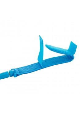leash surf 5' bleu