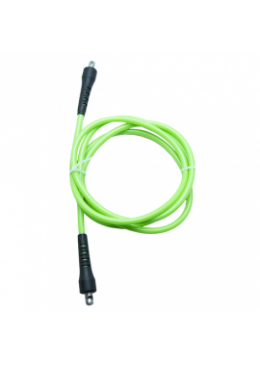 Cords leash 6' Lime