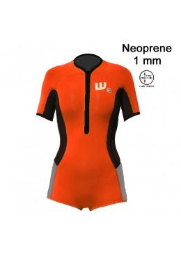 Springsuit NANI Néoprene Femme Neon / Black