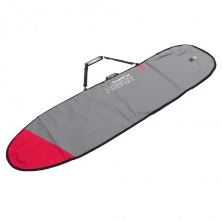 "Boardbag Longboard 9'6"" Grey / Red"