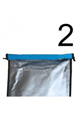 Surf Boardbag Ajustable de 8' à 9' Navy