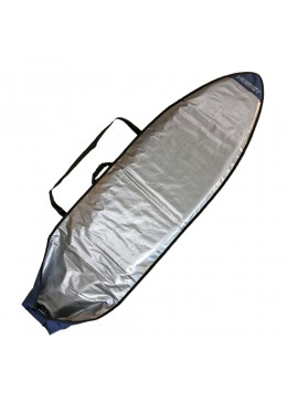 Boardbag Surf Adjustable from 6' to 7' Blue