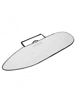 Surf Boardbag 6'4 White