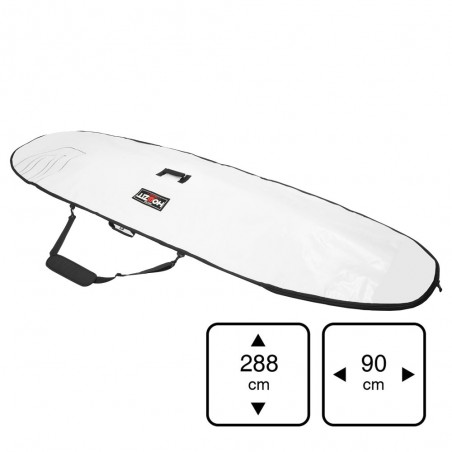 SUP Boardbag 9' White
