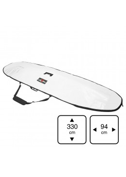 Housse 10'6 Stand-up Paddle White