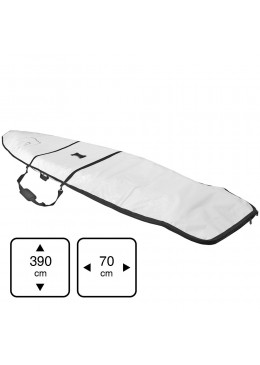 Boardbag Race 12'6 White
