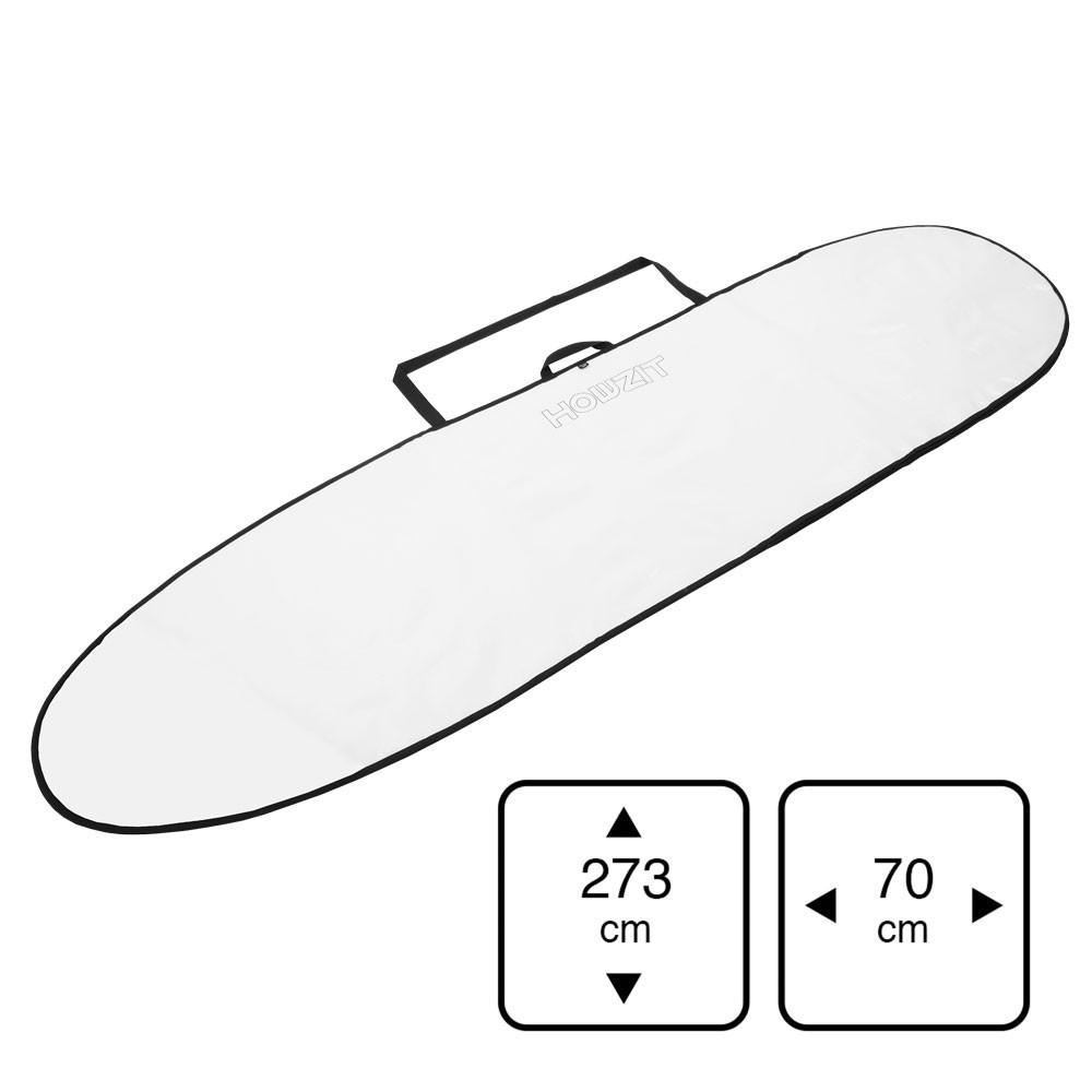 Housse Longboard 8'6 white pour planche de surf