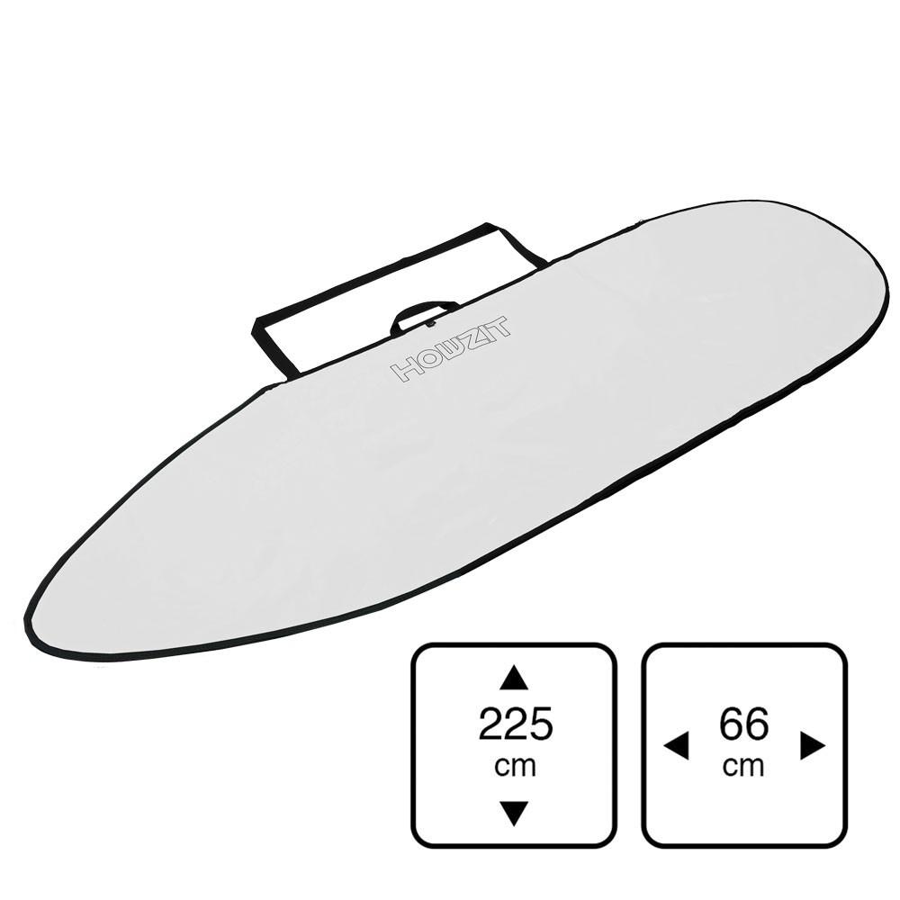 Surf Boardbag 7' White