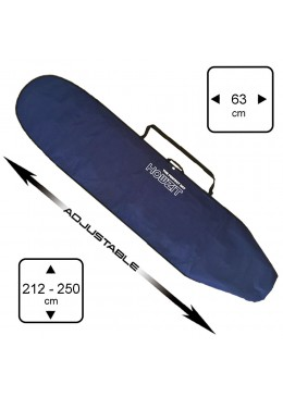 Boardbag Surf Adjustable from 7' to 8'6 navy