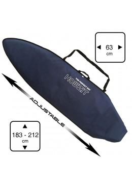 Housse Surf Ajustable de 6' à 7' Bleu