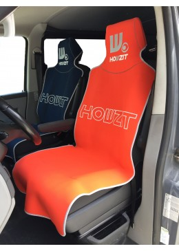Neon seat cover