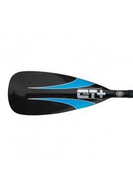 Pagaie CT + Aïto  86 in² - Blue Hard Flex ajustable
