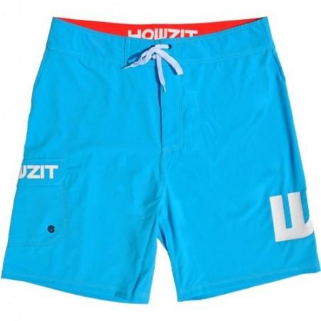 Boardshort Bi-Color Men Aqua