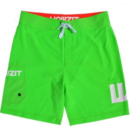 Men Boardshort Bi-Color Lime