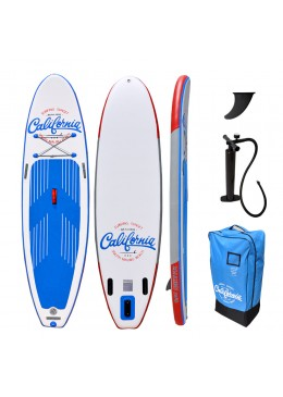 California 10.6 Gonflable fusion blue