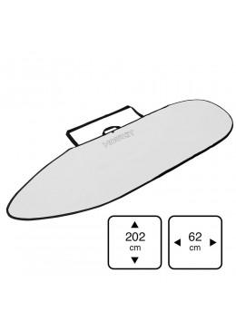 Housse ShortBoard 6'4 white pour planche de surf
