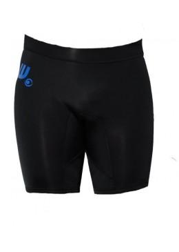 Short Néoprene de surf pour Homme Black / Aqua