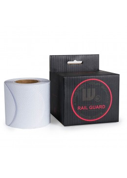 Rail de protection Paddle / Rail Guard Clear Textured ( paire )