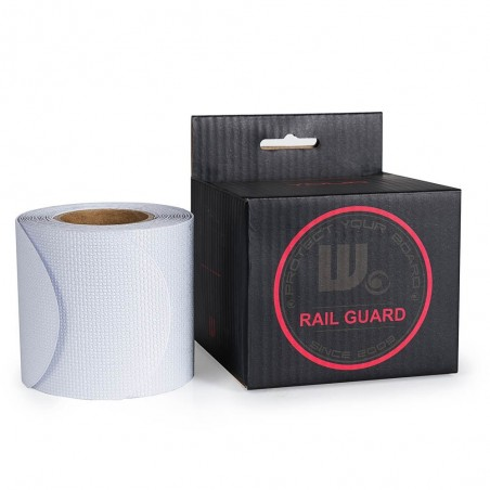 Rail Guard Clear Textured