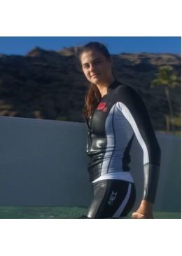 Veste surf Neoprene Femme